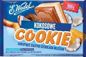 Mniej znaczy więcej: nowe smaki czekolad Cookie w formacie 100g