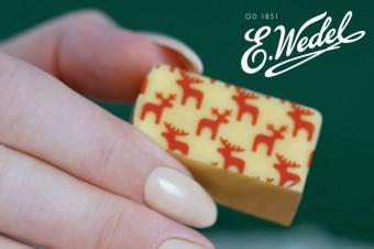 Wszystko jest lepsze z Wedlem. Świąteczna kampania E. Wedel