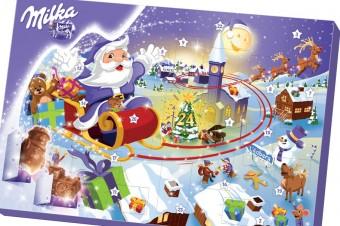 Milka kontynuuje długofalową strategię i zachęca  do odkrywania magii oczekiwania na Święta