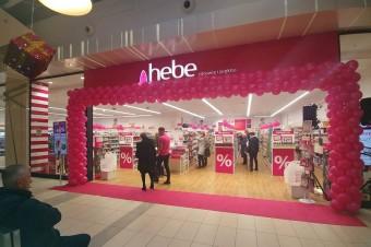 Drogeria Hebe wśród najemców Centrum Handlowego Auchan Bydgoszcz