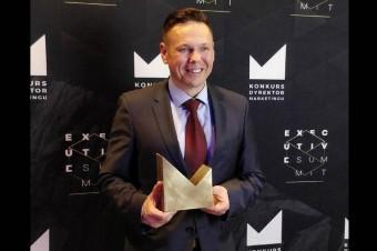 Rafał Masiak z Hochland Polska Dyrektorem Marketingu Roku 2018!