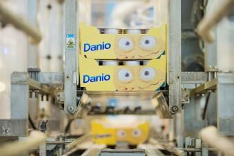 Danone rozwija eksport produktów mlecznych z polskiej fabryki