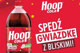 Hoop Cola oficjalnie łączy ludzi na Święta w całej Europie!