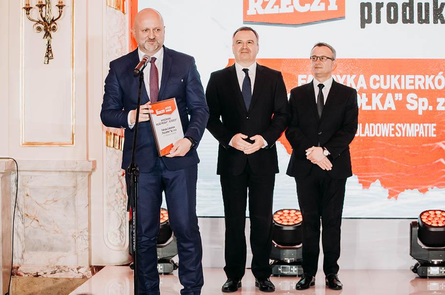 Sympatie Pszczółki to 100 % produkt polski