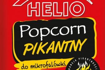 HELIO Popcorn Pikantny i Mega Ostry