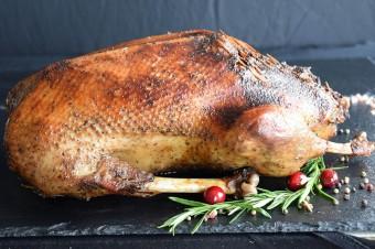 Gęsina to obowiązkowe danie na świątecznym stole!