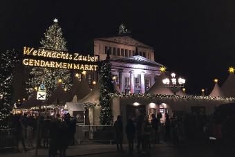 Z wizytą na berlińskich jarmarkach bożonarodzeniowych