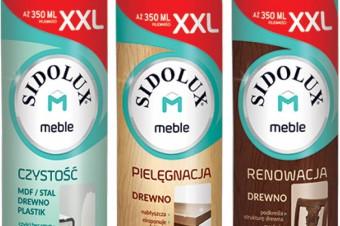LAKMA wyznacza nowe trendy – Sidolux M w nowej odsłonie