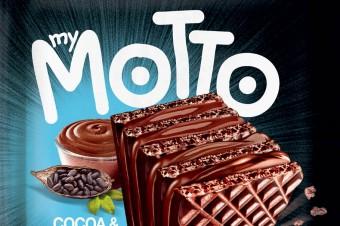 MyMotto – Chrupiący i kremowy wafel