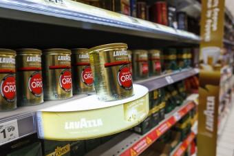 In-Store Media zrealizowało pierwszą świąteczną kampanię POS dla marki Lavazza w sklepach Carrefour