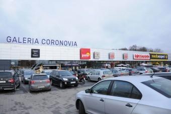 Galeria w Koronowie przywitała pierwszych klientów