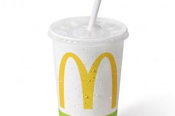 McDonald's testuje papierowe słomki