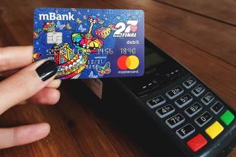 Wspieranie WOŚP jest dziecinnie proste z Mastercard®