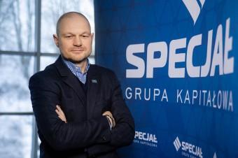 Remigiusz Czernecki Wiceprezesem Zarządu Specjał