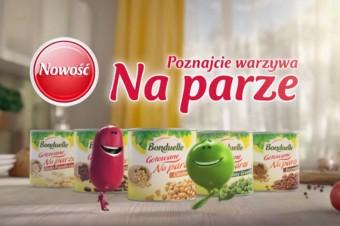 Warzywa Bo-na-Parze Bonduelle już w TV!
