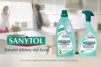 Nowa kampania TV marki Sanytol