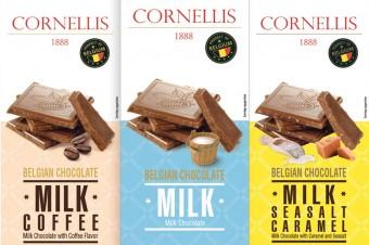 Belgijskie czekolady
