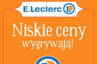 Promocje na nowy rok w E.Leclerc