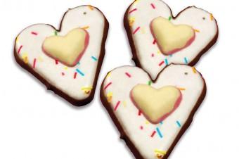 Celpol – ciastko na Walentynki