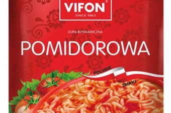 Polskie smaki zup VIFON