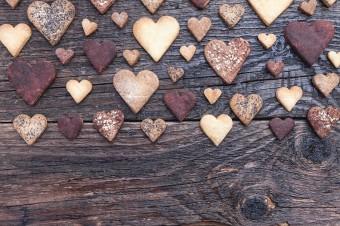 Z miłości do... słodyczy!