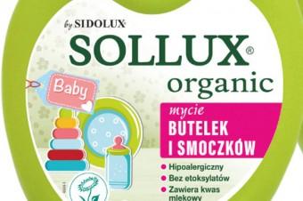 100% naturalny Sollux Organic