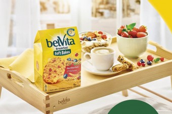 BelVita startuje z nową kampanią. Mateusz Gessler ambasadorem marki