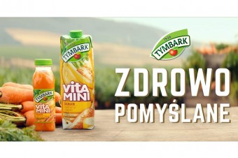 Tymbark Vitamini – zdrowo pomyślane!