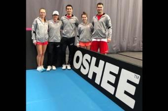 OSHEE Oficjalnym Napojem Mistrzostw Fed Cup i Partnerem PZT