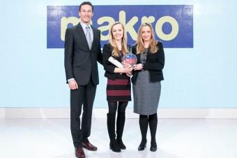 MAKRO Polska po raz drugi z prestiżowym tytułem TOP Employer 2019