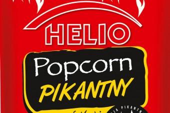 HELIO Popcorn MEGA OSTRY i PIKANTNY
