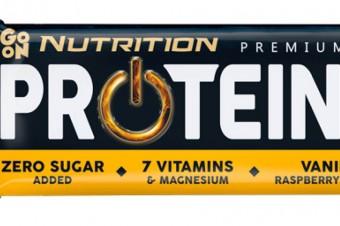 Batony GO ON Nutrition PROTEIN 33% – trzy nowe smaki