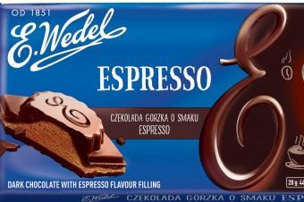 A Ty jaką czekoladę zjesz na deser? Czekolady kawowe od E. Wedel.