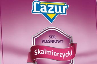 Lazur Skalmierzycki – wyjątkowy ser dla wymagających konsumentów