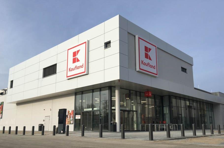 Pierwszy Market Kaufland W Lublinie