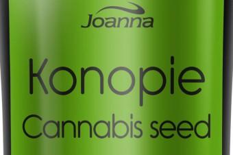 Nowość Joanna Konopie - intensywna pielęgnacja włosów delikatnych