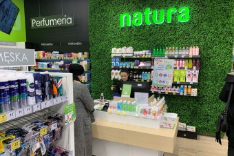 Otwarcie nowych drogerii Natura w Jankach  i Rembertowie