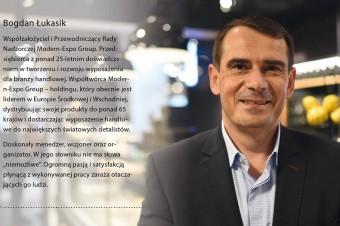 Wywiad z Bogdanem Łukasikiem, Przewodniczącym Rady Nadzorczej w Modern-Expo Group