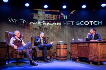 Kiedy Amerykanin spotkał Szkota – czyli niezwykła podróż do świata whisky