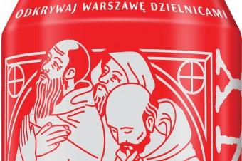 Nowoczesna technologia i historia warszawskich dzielnic w nowej kampanii piwa Królewskie