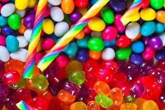 Małe przyjemności na słodko i kolorowo
