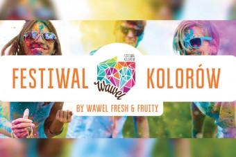 Marka Wawel tytularnym partnerem Festiwalu Kolorów 2019