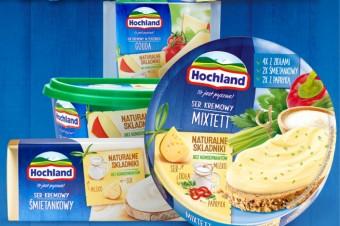 Nowa kampania dla serów kremowych Hochland