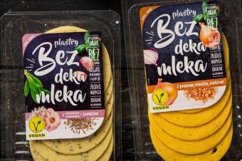 OSM Łowicz stworzył roślinne alternatywy dla sera we współpracy z ProVeg
