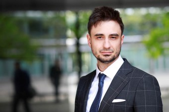 Bartosz Jankowski na czele nowego działu w Colliers International