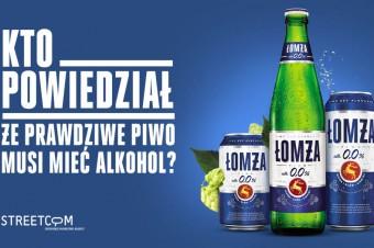 Streetcom realizuje kampanię dla marki Łomża.