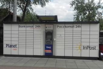 BankoPaczkomat InPost już dostępne