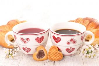 Kawa, herbata i... ciacho!