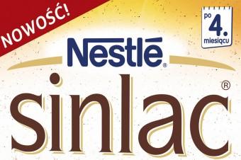 Nestlé Sinlac bez dodatku cukru