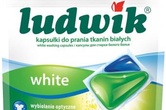 LUDWIK przedstawia nowy sposób na doskonale czyste pranie kapsułki do prania 2 in 1 caps!